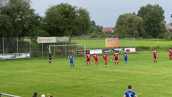 SV Hörzhausen - SV Echsheim-Reicherstein II