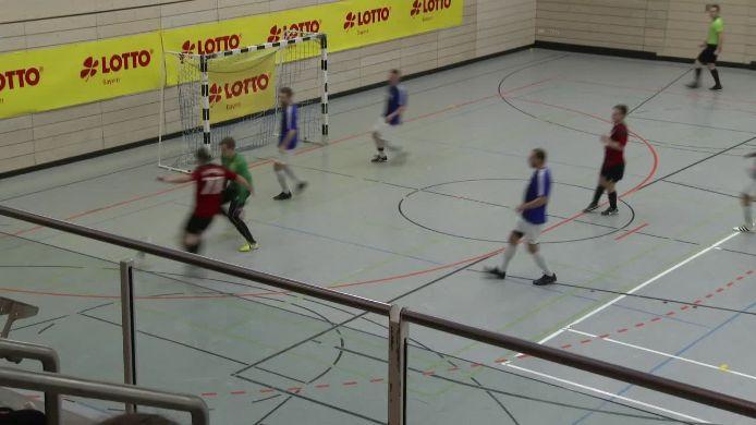 SG SV Etzenricht/SC Luhe-Wildenau gegen SV Sallern Regensburg