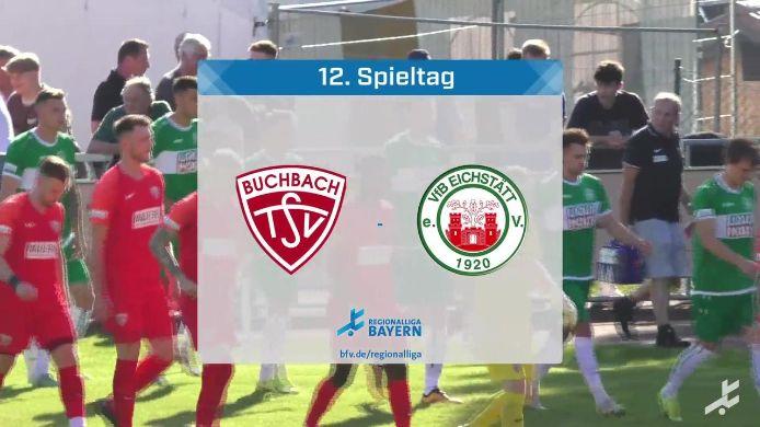 TSV Buchbach - VfB Eichstätt, 1:3