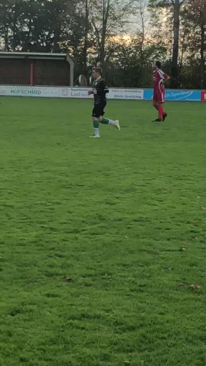 SV Hörlkofen - TSV Isen