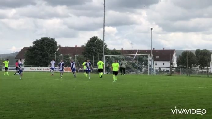 FC Wacker Trailsdorf - 1. FC Eintracht Erlach, 4-1
