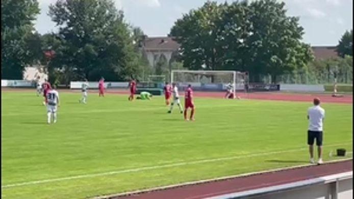 TSV 1865 Dachau - FC 1920 Gundelfingen, 1-1