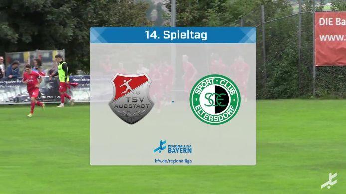 TSV Aubstadt - SC Eltersdorf, 2:1