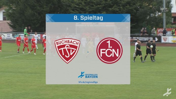 TSV Buchbach - 1.FC Nürnberg II, 2:1