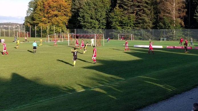 SG Trockau - SV Kirchahorn, 0:4
