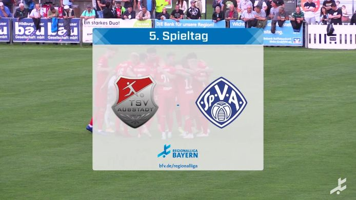 TSV Aubstadt - SV Viktoria Aschaffenburg, 4:0