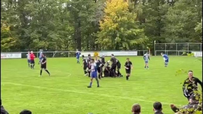 FV Gemünden/Seifriedsburg II - SV Schaippach, 2-6