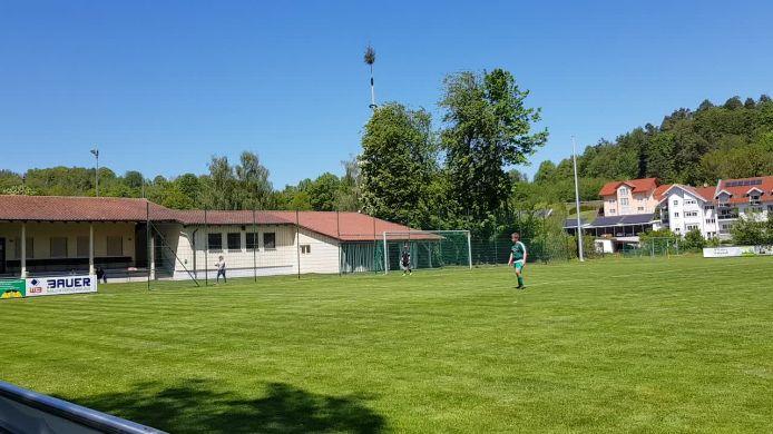 (SG) FC Chamerau - (SG) DJK Rettenbach