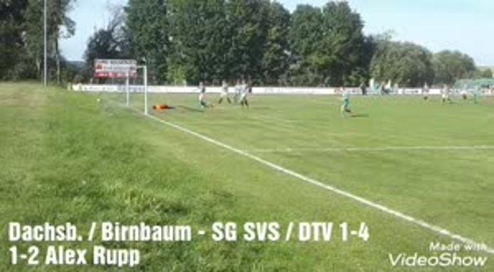 FC Dachsbach-Birnbaum - SG Steigerwald-Münchsteinach-Diespeck