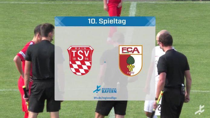 TSV Rain/Lech - FC Augsburg II, 2:4
