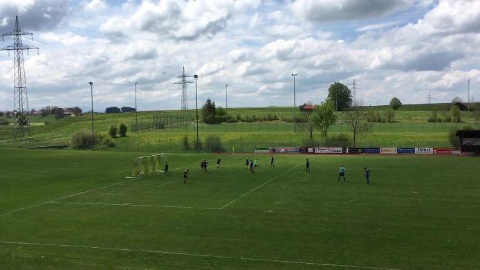 SV Bidingen 2 - TSV Buching/Trauchgau 3