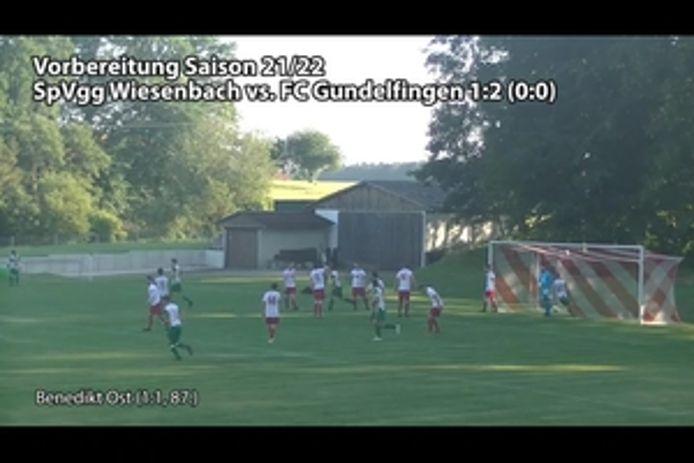 Wiesenbach - Gundelfingen, 1:2