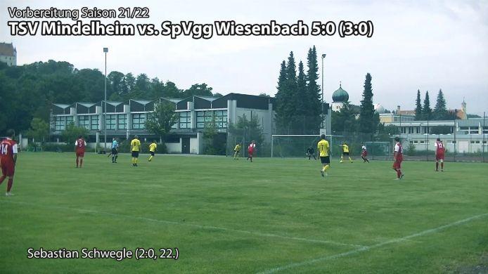 Mindelheim vs. Wiesenbach, 5:0