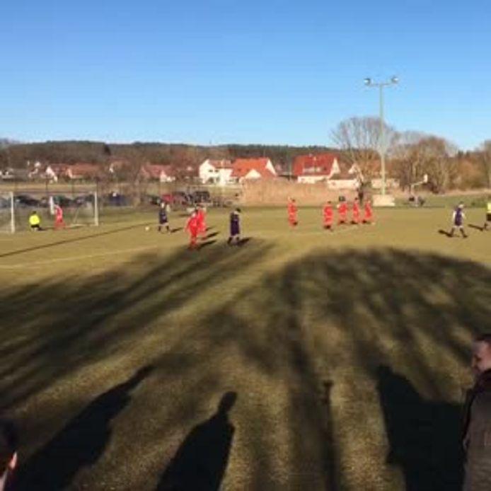SG Kleinsendelbach / Hetzles - SG Geschwand/Wolfsberg 1