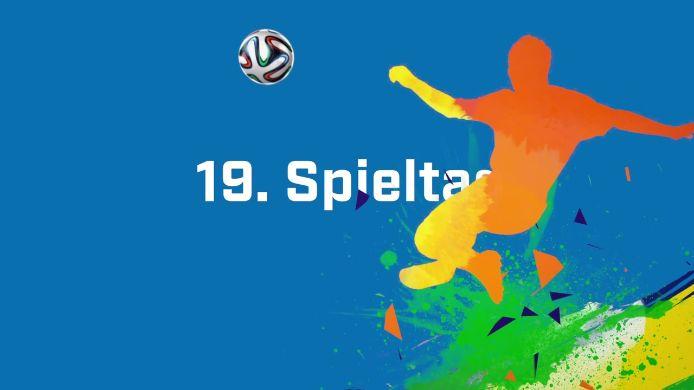 Regionalliga Bayern 2021/22 alle Spiele, alle Tore - der 19. Spieltag