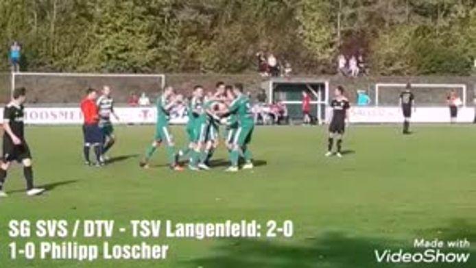 SG Steigerwald-Münchsteinach-Diespeck - TSV Langenfeld