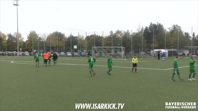 Spiel FC Fasanerie Nord - FC Phönix München , 1:1