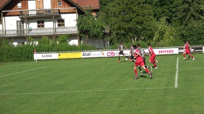 TSV Dietfurt II - SV Eintracht Döllwang-Waltersberg 0:1, 0:1