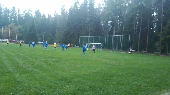 SpVgg Faßmannsreuth - 1. FC Waldstein