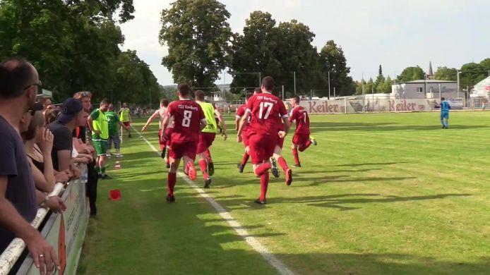 FV Karlstadt - TSV Karlburg II, 2:2