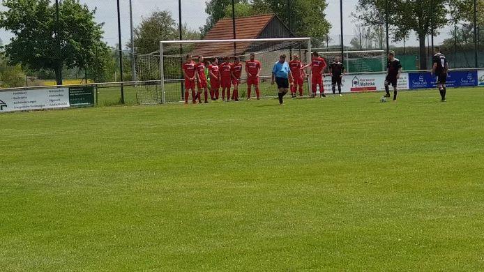 1. FC Altenmuhr II - IFC Weissenburg