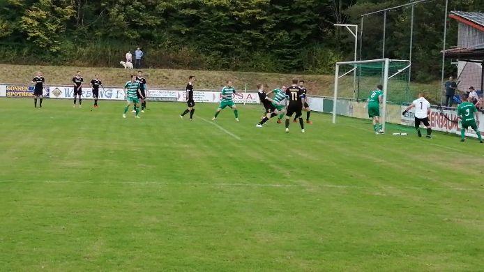 SG Münchsteinach / Diespeck - TSV Langenfeld, 1:3