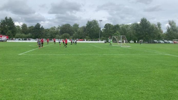TSV Pfersee - SSV Anhausen, 3-0