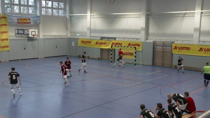 Gruppenspiel gegen DJK Weiden