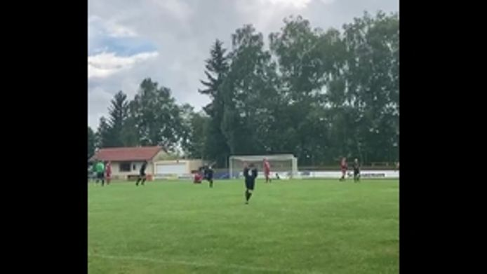 ASV Hollfeld - SC 08 Bamberg, 3:1