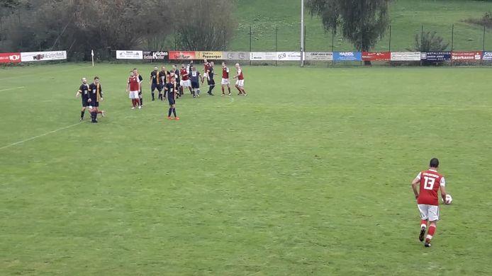 FC Walkertshofen II - FC Leibersdorf II
