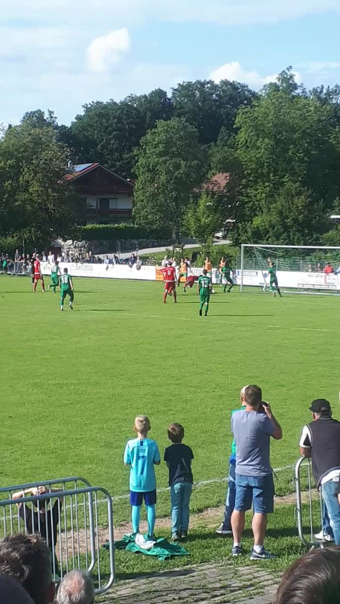 SV Bad Heilbrunn - TSV Jetzendorf