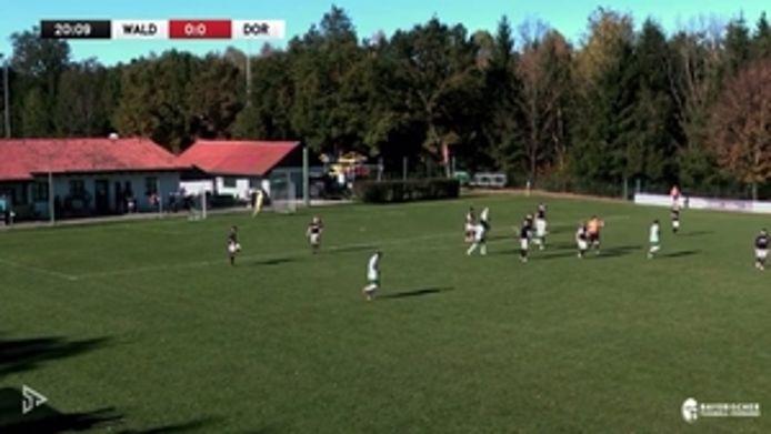 SV Waldperlach - TSV Dorfen, 3-2