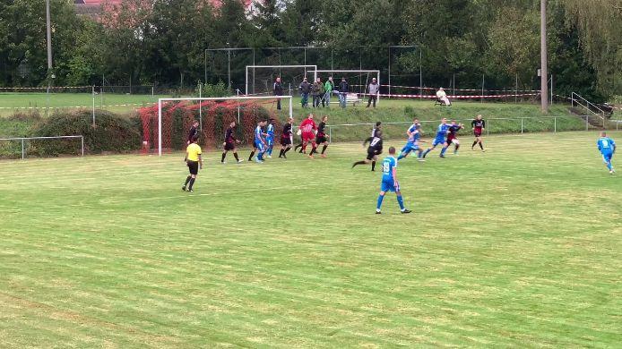 2020-09-26 - 1920 - LL NW Bayern - DJK I - 24. Spieltag - DJK I - SV Euerbach-Kützberg 2-1 (1-0), 2:1