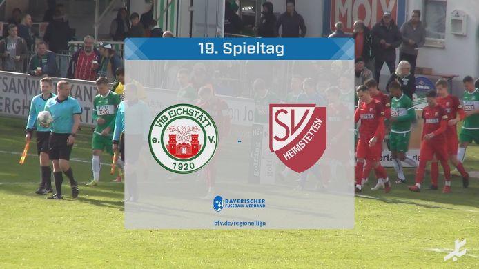 VfB Eichstätt - SV Heimstetten, 3:0