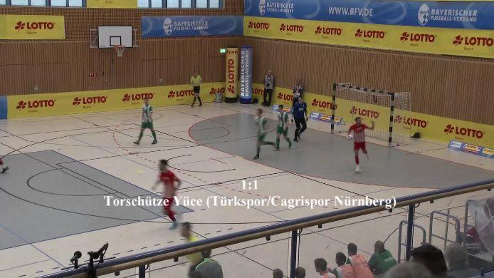 Türkspor/Cagrispor Nürnberg gegen FC 1920 Gundelfingen