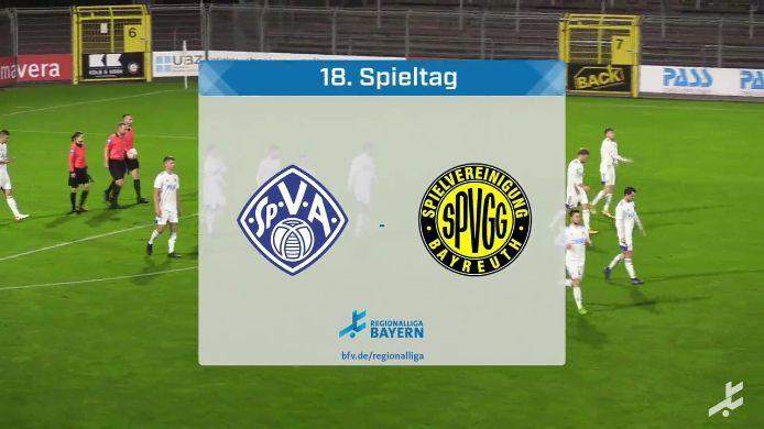 SV Viktoria Aschaffenburg - SpVgg Bayreuth, 0:1