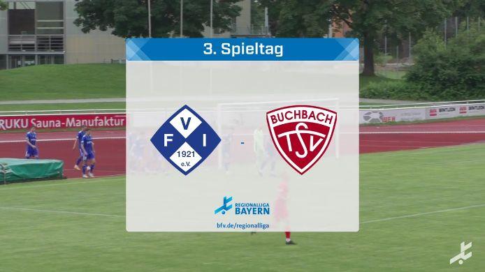 FV Illertissen - TSV Buchbach, 0:1