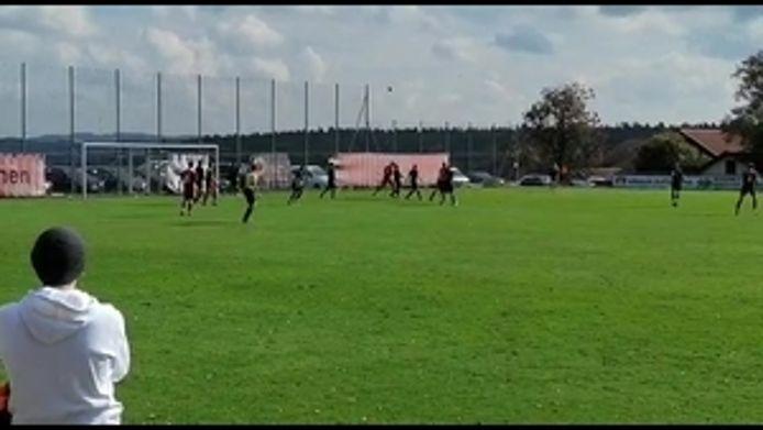 SV Oberfeldkirchen - TSV Schnaitsee, 1:5