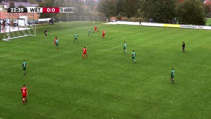 SV Wettelsheim - TSV Absberg