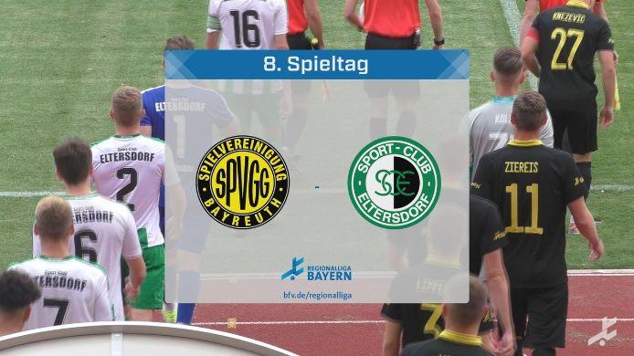 SpVgg Bayreuth - SC Eltersdorf, 3:1