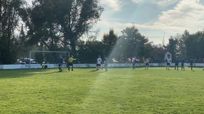 TSV Frontenhausen - SG Gerzen/Aham, 2-3