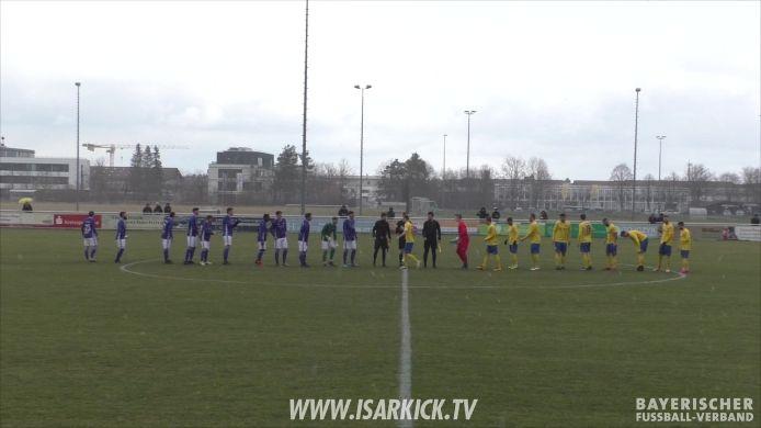 Spiel FC Deisenhofen gegen FC Pipinsried