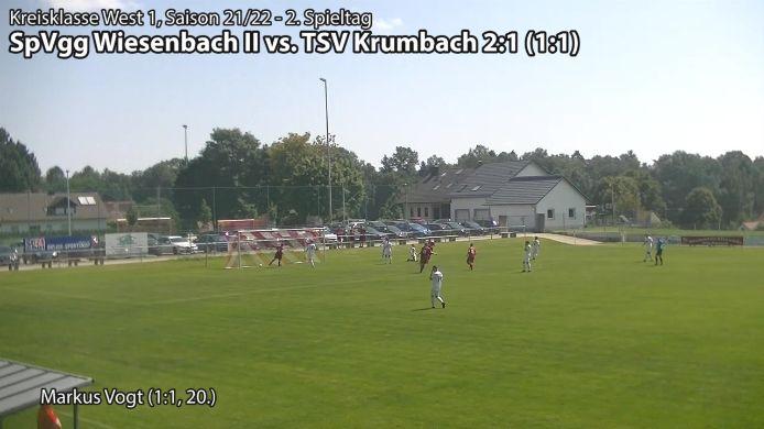 SpVgg vs. TSV, 2:1