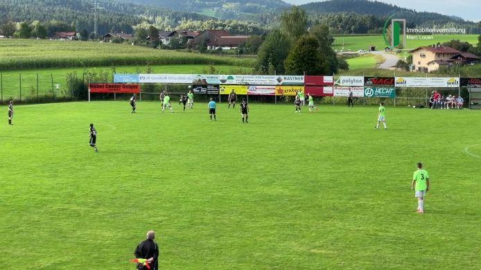 SpVgg Ruhmannsfelden II - SV Bischofsmais I, 1:0
