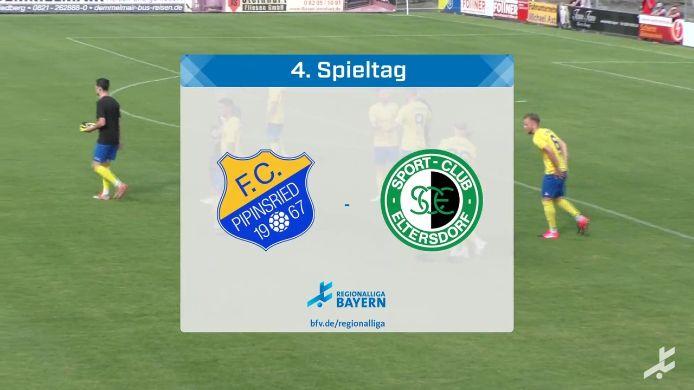FC Pipinsried - SC Eltersdorf, 1:0