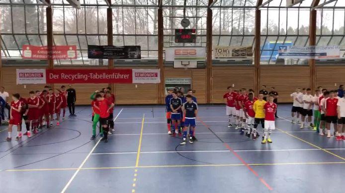 SC Eintracht Freising - SC Fürstenfeldbruck