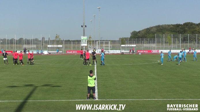 Spiel TSV Eintracht Karlsfeld - VfB Hallbergmoos , 1:1