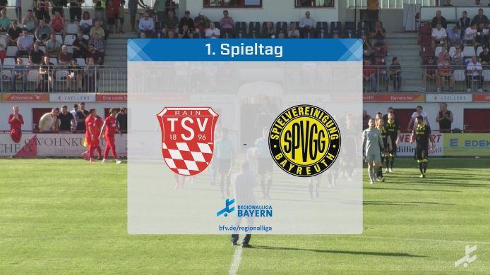 TSV Rain/Lech - SpVgg Bayreuth, 0:4