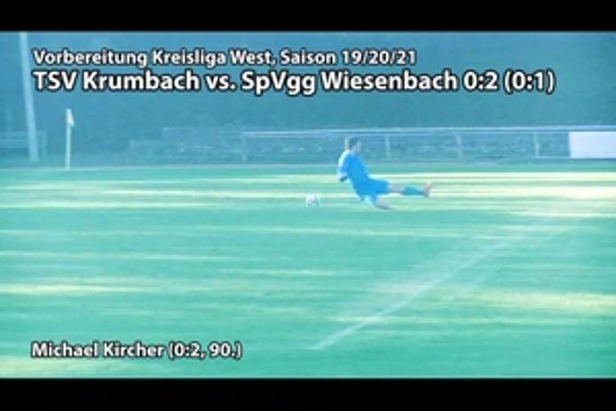 TSV Krumbach vs. SpVgg Wiesenbach