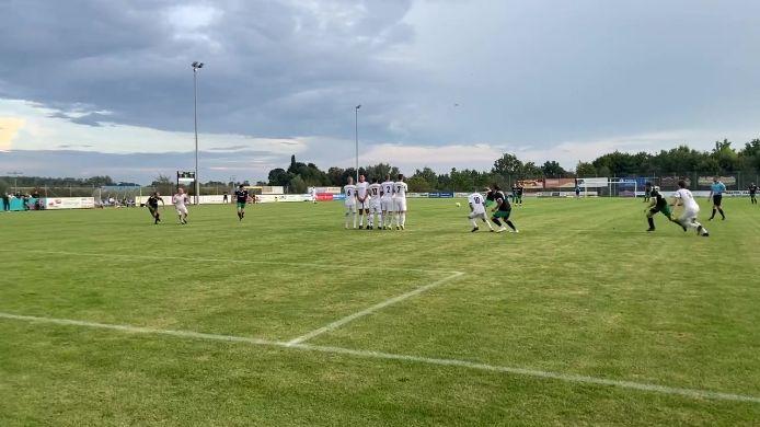 TSV Gangkofen - SC Aufhausen, 1-4